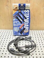 7511 Standard Motor Prods 100,000 Mile PLUS Custom Fit Spark Plug Wire Set NOS