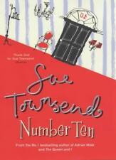 Number Ten,Sue Townsend- 9780718143688