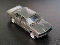 Vintage Herpa BMW 745i (gray) - 1:87 HO Scale