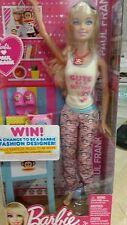 Barbie Loves Paul Frank Doll in Pajamas W9579 Target Exclusive 2011 New in Box