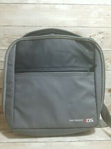 READ Nintendo 3DS Messenger Bag Travel Case By Power A Some Damage See Pics