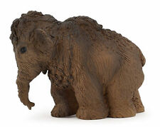 BABY WOOLLY MAMMOTH Dinosaur # 55026 ~ FREE SHIP/USA w/ $25.+ Papo Products