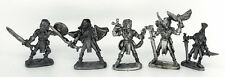 Wood Elves Champions Warhammer Fantasy Armies 28mm Unpainted Wargames
