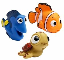 Baby Bath Toys Squirt The First Years Disney Finding Nemo Colorful Unisex 3 Pc