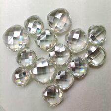 J-K Color Loose Moissanite Diamond 4 Ring Cushion Rose Cut 2.21 Ct 8.32 mm/Vvs1