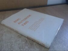 BMC Autobook Two, Kenneth Ball, Autopress Ltd., 1967, Hardcover