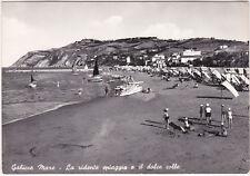 GABICCE MARE - PESARO - LA RIDENTE SPIAGGIA E IL DOLCE COLLE - VIAGG. -95592-