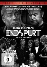 Endspurt - Heinz Rühmann  Hans Söhnker - Pidax Film-Klassiker  DVD/NEU/OVP
