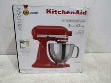 KitchenAid Artisan Series 5 qt. Tilt-Head Stand Mixer in Empire Red
