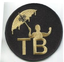 Tom Benson Memorial Jersey Patch New Orleans Saints TB 2018