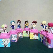 BTS Baskin Robbins tiny tan figure Limited Block Pack Set+ Figure Set