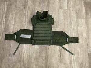 Genuine Russian Army Body Armor 6B45 cover with soft armor Ratnik EMR Military