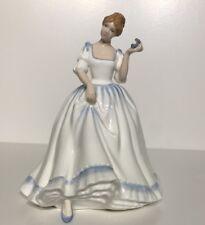 Royal Doulton Paula Figurine HN 3234 Made in England 1990 Vintage EUC
