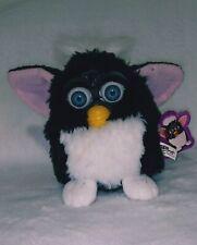 1998 Furby model 70-800 black and white