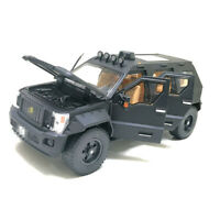1:32 Simulation Armored Vehicle Alloy Model Off-Road Pull Back Car Kids Toy Gift