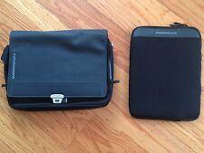 "MacBook 13"" - MANDARINA DUCK Shoulder Laptop bag & Sleeve -Italian design - NWT"
