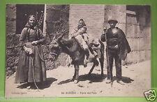 CARTE POSTALE 1912 ESPAGNE - BURGOS - TIPOS DEL PAIS - COLECCION GARCIA - TOLEDO