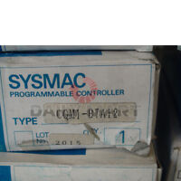Brand New In Box Omron CQM1-B7A12