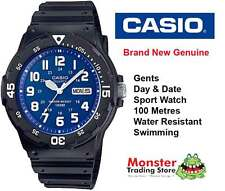 CASIO WATCH MRW-200H-2B2V MRW200H MRW-200 12-MONTH WARRANTY