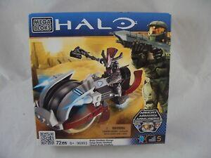 Halo Mega Bloks 96993 Brute Chieftain Charge