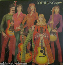 FOTHERINGAY - Self Titled ~ GATEFOLD VINYL LP PINK I
