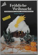 TOPP : Fröhliche Weihnacht – Fensterbilder, geschmückt
