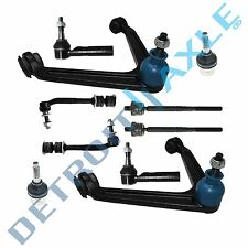 New 10pc Complete Front Suspension Kit for Dodge Durango - 5-Lug - 15mm