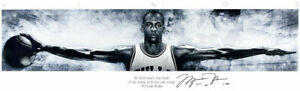 Michael Jordan Wings Basketball Star Art Silk Poster Print Room Wall Decoration