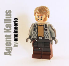 LEGO Custom -- Agent Kallus - Star Wars Rebels minifigures season 4 zeb sabine