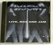 HYAENA - LIVE, BOX AND JAM - CD Nuovo Unplayed