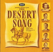 Selections from The Desert Song & The New Moon