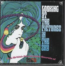 Va looking at the Pictures in the Sky-The British Psychedelic Sounds of 1968 3cd
