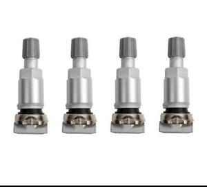4x Tyre pressure sensor valve stem service TPMS for Mercedes E-Class A-Class B-C
