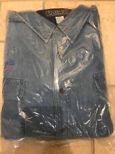 Vintage Jacket Ameritech Telephone Phone Service Tech - New - Rivers End - XXXL