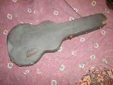 Vintage 1970's Gibson Black/Red ES-335 45 etc 5-latch archtop guitar Hard Case