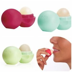 EOS Evolution Of Smooth Organic Lip Balm 7g - Choose Flavour - Sealed