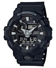 BRAND NEW CASIO G-SHOCK GA700-1B SUPER ILLUMINATOR ANA-DIGITAL 3D WATCH NWT!!!