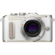 Olympus PEN E-PL8 Mirrorless Micro Four Thirds Digital Camera (Body Only, White)