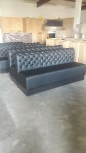 booth benches for houses, restaurants, cafe shops, barber shops 372