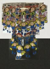GIRLS CEILING PENDANT SHADE FEATURING 3 DIFFERENT GIRLS ***SALE***