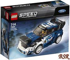 LEGO® Speed Champions: 75885 Ford Fiesta M-Sport WRC ! NEU & OVP !