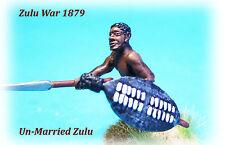 Zulu War 1879 - Un-Married Zuliu Unit x 32
