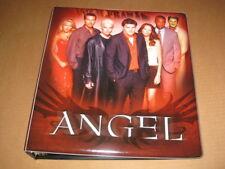 Angel Season 5 Trading Card Binder Album