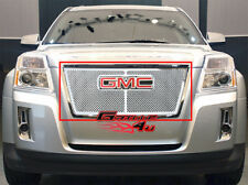 Fits 2010-2015 GMC Terrain Stainless Steel Mesh Grille Insert