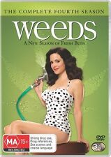 Weeds : Season 4 (DVD, 2010, 3-Disc Set)