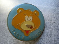 PINS TABLE RONDE BD OURS OURSON VINTAGE PIN'S wxc b