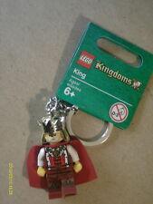 LEGO KINGDOMS KING KEYCHAIN 2010