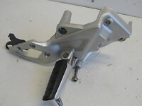 BMW K71 F800 GT F800GT 2013 13 FRONT RIGHT FOOT PEG DRIVER 46718534960