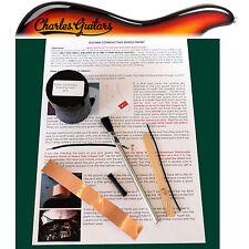 Guitarra conductora Escudo blindaje Pintura **** 60ml Kit ***** (ch50001)