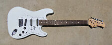 Legend JAMES TAYLOR Signed Autographed Electric Guitar COA! PROOF! BABY JAMES!